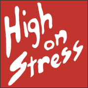 High on Stress - Black/White