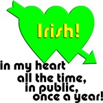 Irish in My Heart, St. Patrick's Day Gifts!