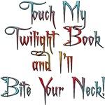 Fun Twilight Book T-Shirts!