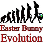 Easter Gifts, Evolution of the Easter Bunny!