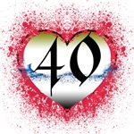 Gothic Heart 40th Gifts!