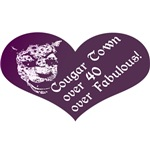 Over 40, Over Fabulous, Cougar Town Gifts!
