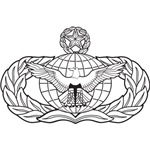 Air Force Security Forces, Command (Master) Level