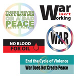 Pro-Peace and Anti-War