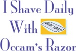 I Shave Daily