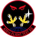 420th Flight Test Squadron
