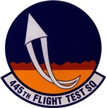 445th Flight Test Squadron