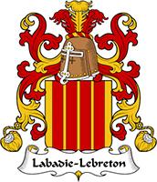 Last Names From Labadie to Lebreton