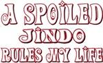 A Spoiled Jindo
