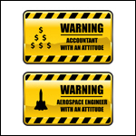 Warning! Geeks With Attitude