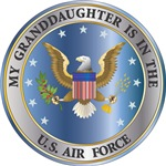 My Granddaughter is in the Air Force