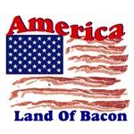 Bacon Flag