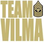 TEAM VILMA - BLACK SHIRTS