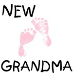 New Grandma - Pink