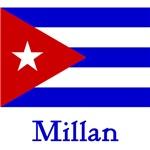 Millan Cuban Flag