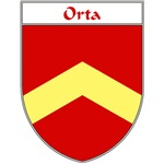 Orta Coat of Arms/Family Crest