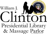 Clinton Library & Massage Parlor