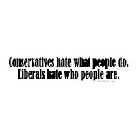 Conservatives/Liberals