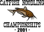 Catfish Noodling