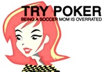 Poker Mom Shirts