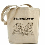 Bulldog Lover Family