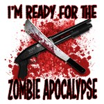 I'm Ready for the Zombie Apocalypse