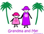 Grandma & Granddaughter