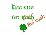 Kiss Me I'm The Cook