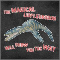 The Magical Liopleurodon