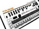 TR-909 Drum Machine