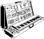 Arp 2600 Synth