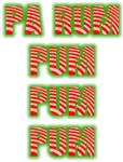 Pa Rum Pum Pum Pum Christmas T-shirts & Gifts