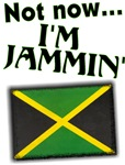 Jammin Musician Jamaica Flag T-shirts & Gifts