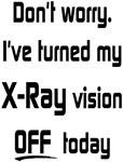 X-Ray Vison Off