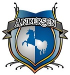 Andersen Coat of Arms Name T-shirts & Gifts
