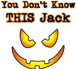 Don't Know THIS Jack Halloween t-shirts gifts