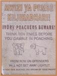 Poachers Beware t-shirts gifts