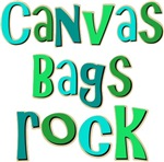 Canvas Bags Rock T-shirts Gifts
