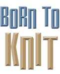 Born to Knit Crafts T-shirts Gifts