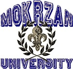 Mokrzan Last Name University T-shirts Gifts