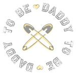 Daddy to Be Non Gender Specific Yellow T-shirts Gi