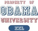 Obama University Alumni T-shirts Gifts