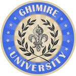 Ghimire Last Name University T-shirts Gifts