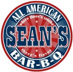 Sean's All American BBQ T-shirts Gifts