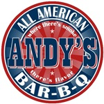 Andy's All American Bar-b-q T-shirts Gifts