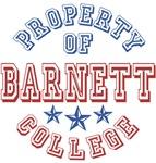 Barnett College Property Of Custom T-shirts Gifts