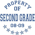 Property of Second Grade T-shirts Gifts