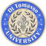 Di Tomasso Last Name Family University Tees Gifts