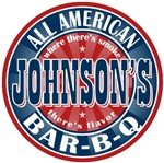 Johnson's All American BBQ Tees Gifts