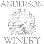 Anderson Vintage Family Name Winery Tees Gifts